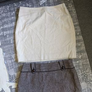 NWT The Limited Dressy Mini Skirts sz 0/2
